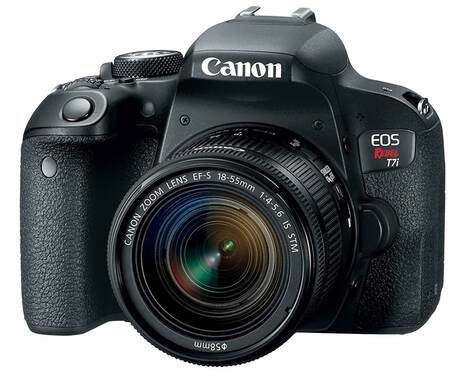 Picture of Canon EOS Rebel T6i