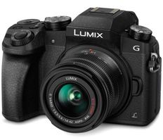 Picture of Panasonic DMC-G7 Mirrorless Camera