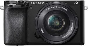 Picture of Sony Alpha a6000 compact system camera