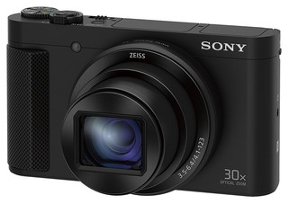 Picture of Sony Cyber-Shot HX80 Bridge Camera