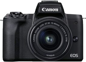 Picture Of Canon EOS M3 Mirrorless Camera
